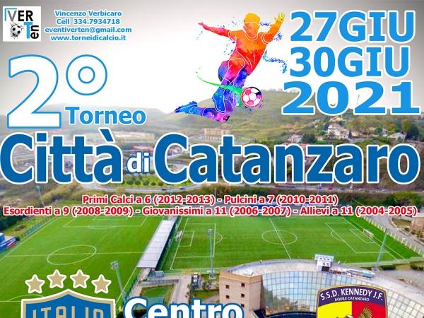 1° Torneo Città di Catanzaro